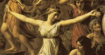 Кассандра, предсказание Кассандры, миф о кассандре
